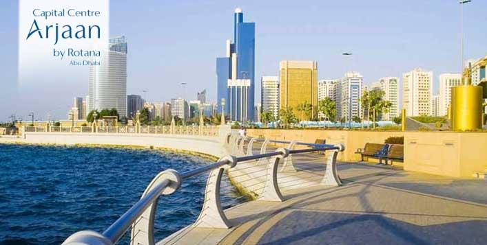 Includes half-day Abu Dhabi tour