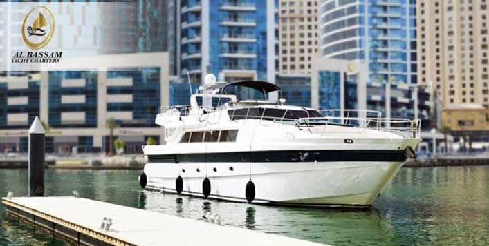 86ft Luxury Yacht Cruise with Jacuzzi