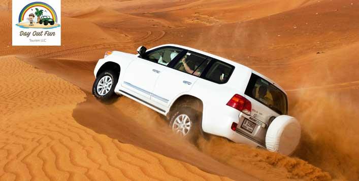 Desert Safari with Transportation Options