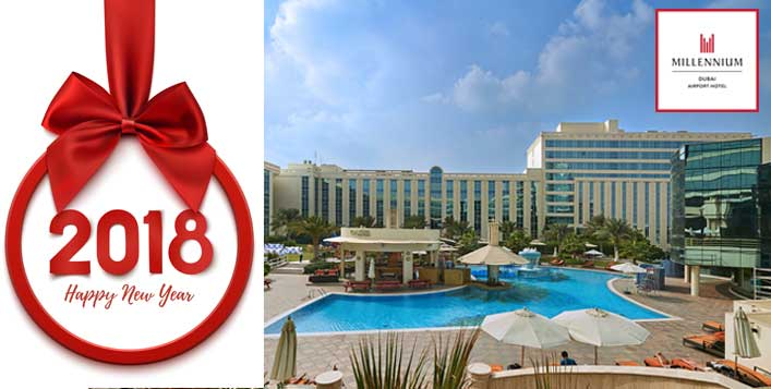 Millennium Airport Hotel Dubai, Al Garhoud