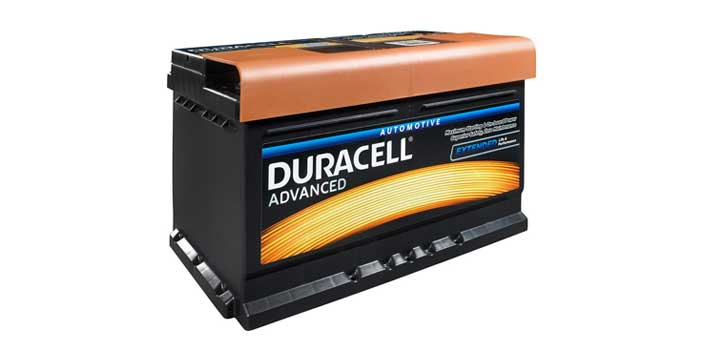 30% Discount on Car Duracell Battery