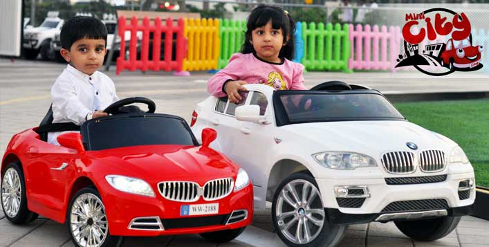 MiniCity Driving Experience for Children