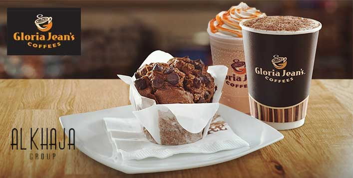 Enjoy tasty treats at Gloria Jean's Coffee