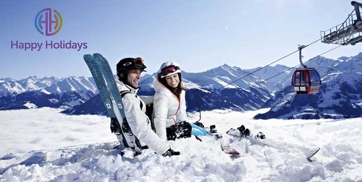 7 Night stay with Ski experience