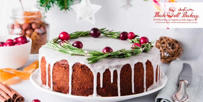 1 KG Christmas-Special Double Rich Plum Cake