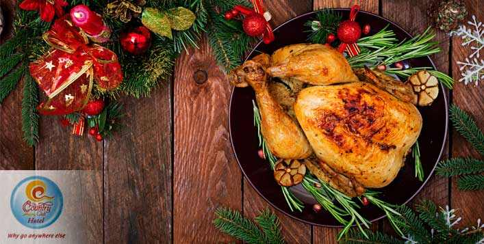 5 or 6 kg turkey with roasted veggies & more