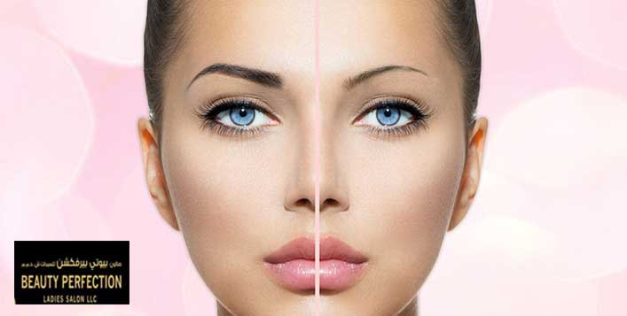 Perfect brows @Beauty Perfection Ladies Salon