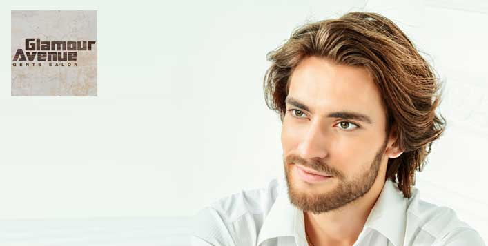 Men's Haircut & Keratin or Brazilian Blowout