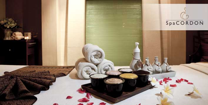 Beauty & Relaxation Packages at Spa Cordon