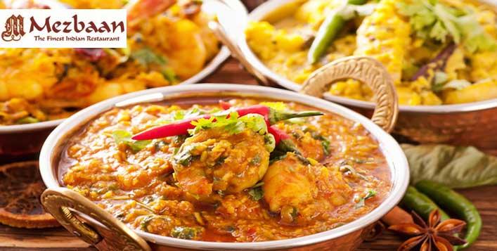 Daily Lunch Buffet @Mezbaan Restaurant