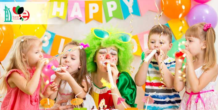 Birthday Packages from Events Emirates