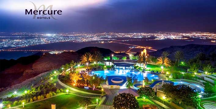 Mercure Grand Hotel Jebel Hafeet Staycation