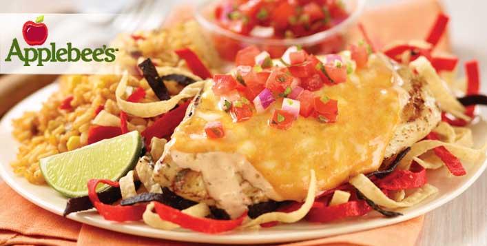 Applebee's® Chicken Platter Combo