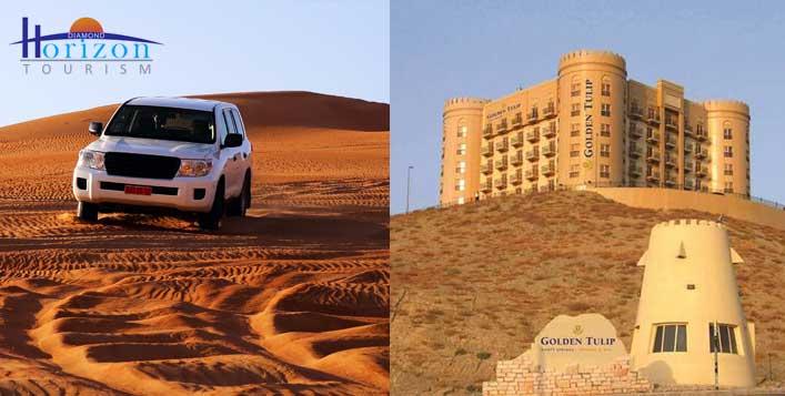 5* Stay and Desert Safari at Ras Al Khaimah
