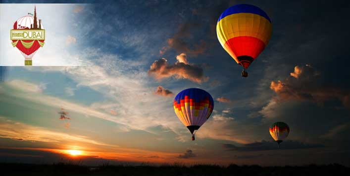 Hot Air Balloon Dubai Packages