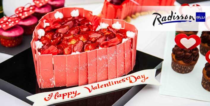 Radisson Blu Deira Gala Valentine's Dinner