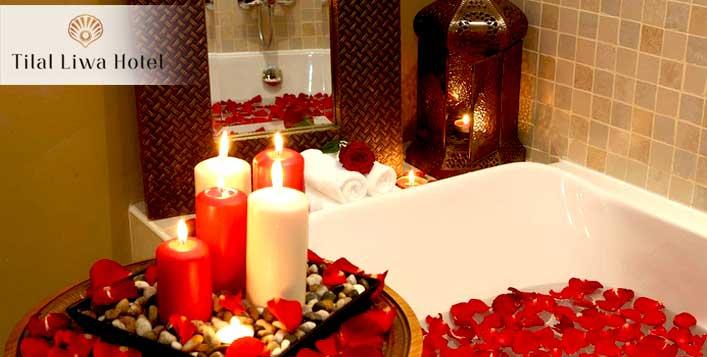 Tilal Liwa Romantic Weekday or Weekend Escape