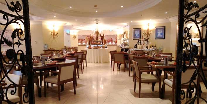 Lunch Buffet At Sheraton Khalidiya