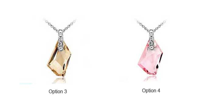 Choose from 5 beautiful colours!