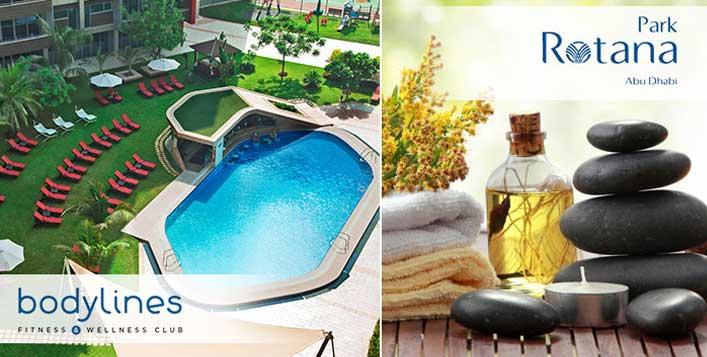 5* Relaxation Packages @Park Rotana Abu Dhabi