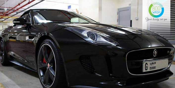 Exterior & interior washing for all car types