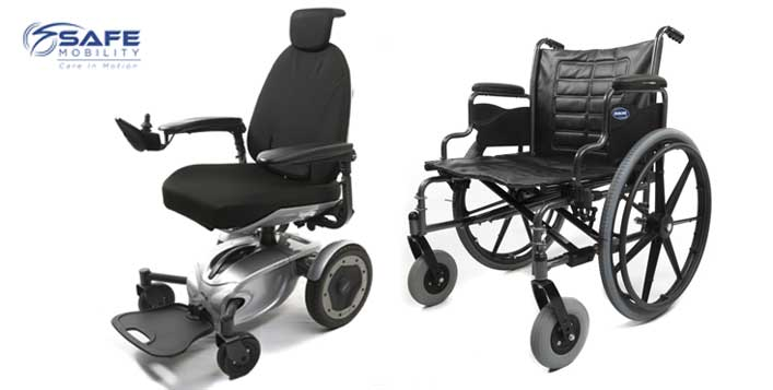 Wheelchair Rental from Safe Mobility