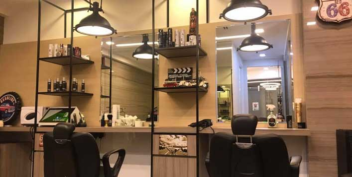 Haircut & more at Tony & Billy Hair Studio