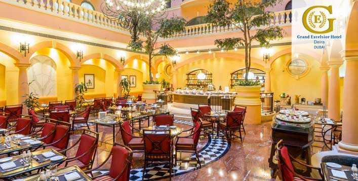 The Terrace, Grand Excelsior Hotel Deira