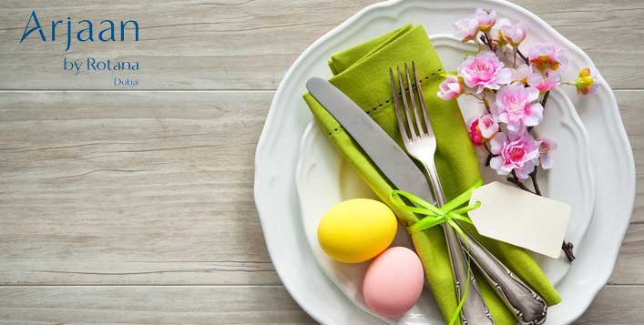 Easter Brunch Buffet with Unlimited Drinks
