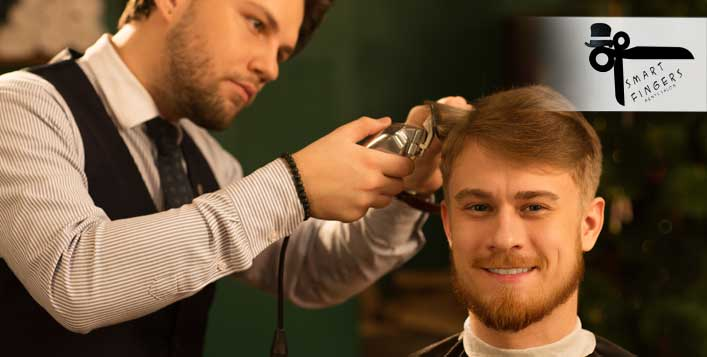 Haircut Packages for Men @Smart Fingers Salon