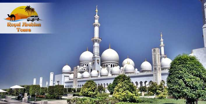Full day tour with Royal Arabian Tour