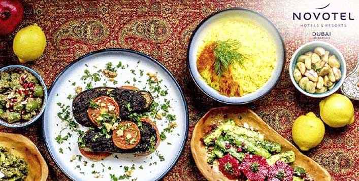 Nowruz Pirouz New Year Dinner Buffet