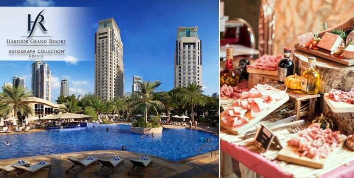 Luciano's, Habtoor Grand Resort