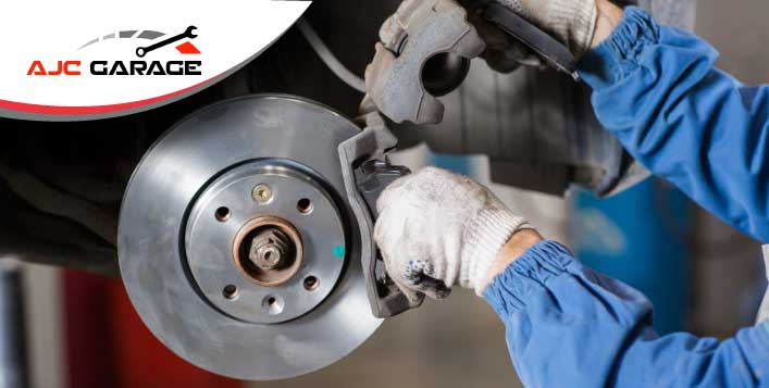 Replace Your Brake Pads or Spark Plugs