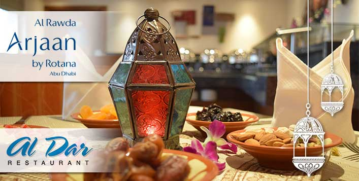 Iftar Buffet at Al Dar Restaurant for 6 Adult