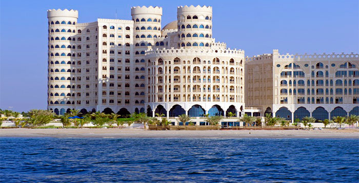 1 or 3 Night Stay at Al Hamra Residence, RAK