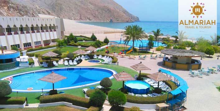 Go and explore the hidden treasures of Oman