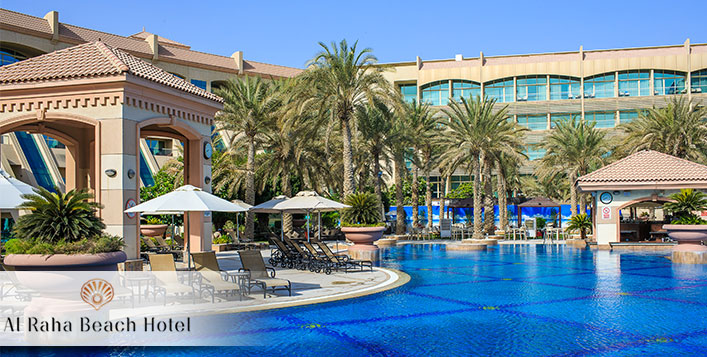 Al Raha Beach Hotel Facilities Weekday Access