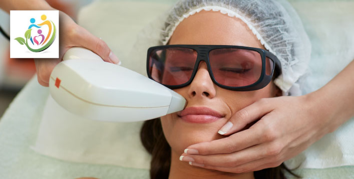 Laser Treatments at American Medical Centre