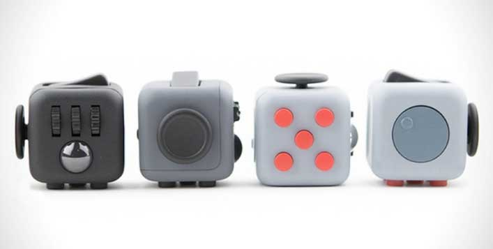 High Quality Fidget Cubes