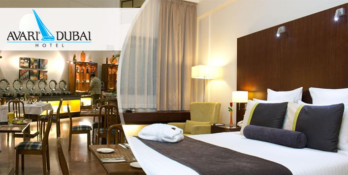 1 Night family stay with meal options