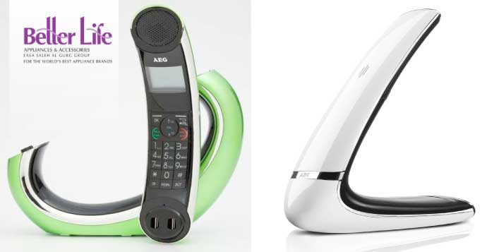 Boomerang or Eclipse Cordless Phone