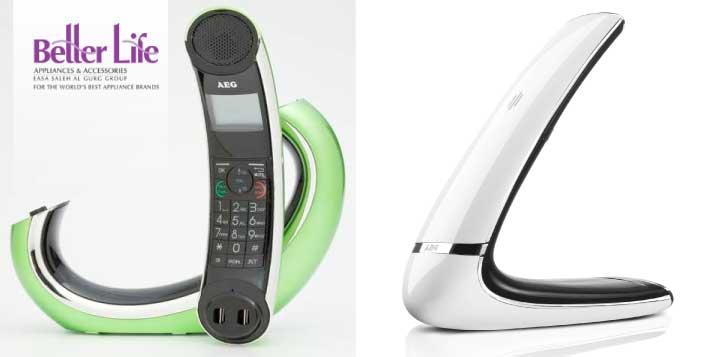 الهاتف اللاسلكي بوميرانغ من بتر لايف