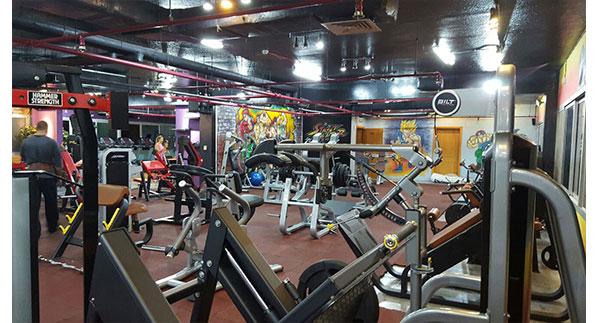 Fitness deals uae