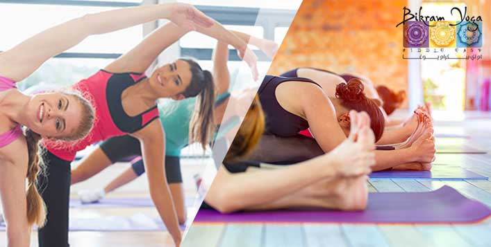 Sweat it out at Bikram Yoga Middle East