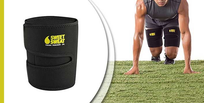 Sweet Sweat Thigh Trimmer for AED 55