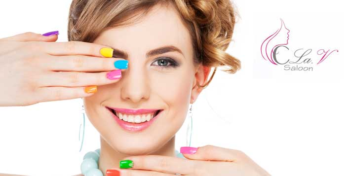 Nail or Hair Care Packages from AED 45