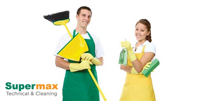 One Month SuperMax Professional Cleaning