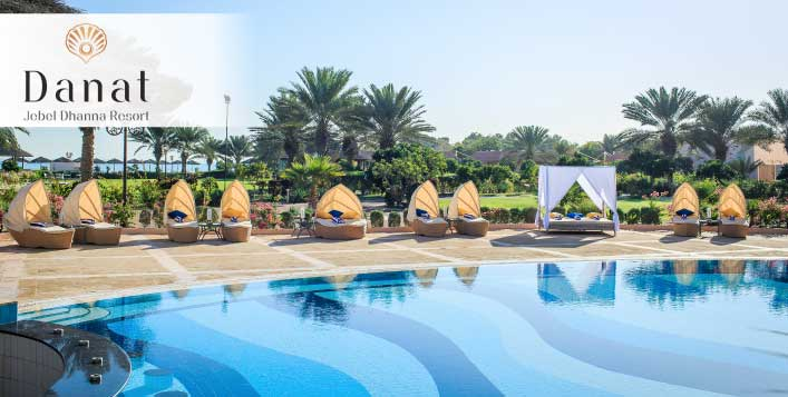 5* Abu Dhabi Getaway for 2 Adults+ 2 Children