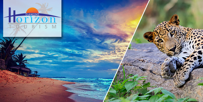 4* Srilanka Stay + Flight, Tours & Transfer